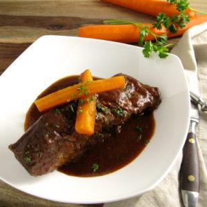 Succulent BBQ Beef Short Ribs