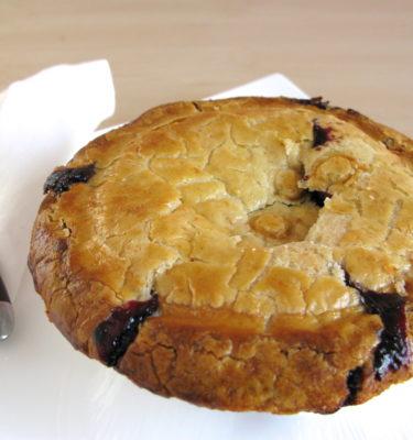 Gluten Free Berry Lover's Pie