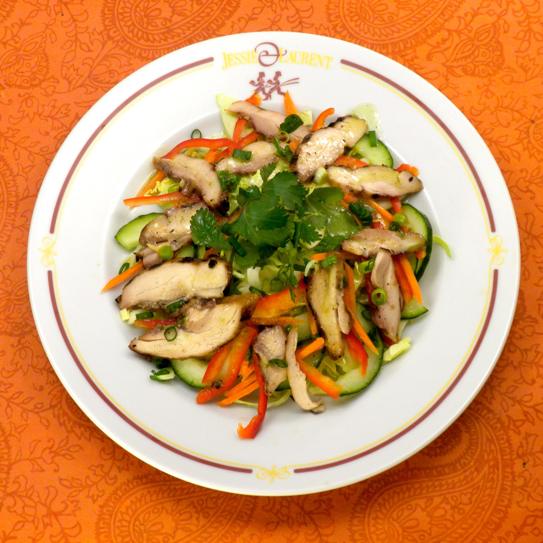 Vietnamese 5-Spice Chicken Salad