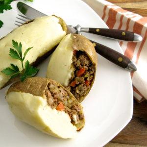 Classic Irish Beef Shepherd's Pie