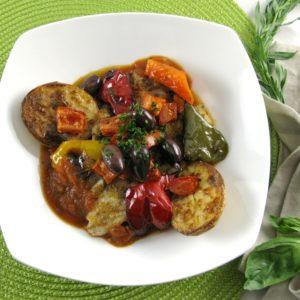 Provençal Rockfish & Vegetable Stew