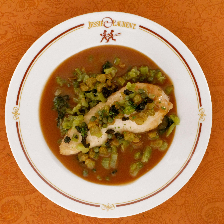 Chicken Tuscany