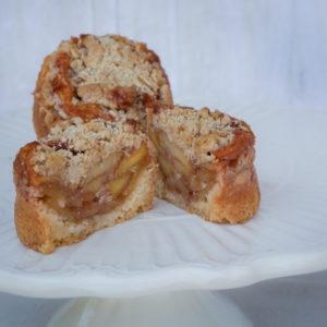 Rustic Apple Tartelettes