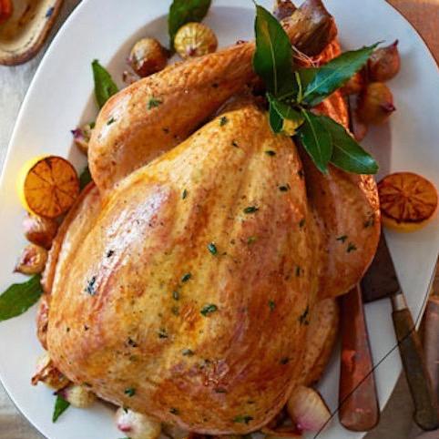 Whole Diestel Organic Oven Roasted Turkey with Velvet Gravy