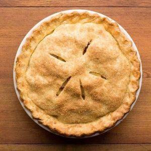Gluten Free Fresh Baked Apple Pie