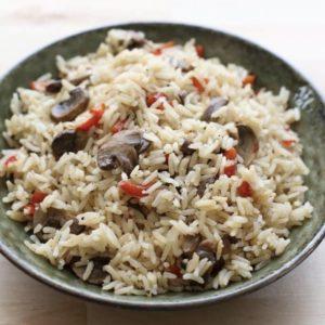 Basmati Rice Pilaf Exotica