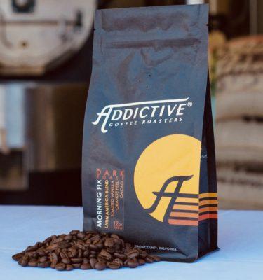 Addictive Coffee • Morning Fix Whole-Bean