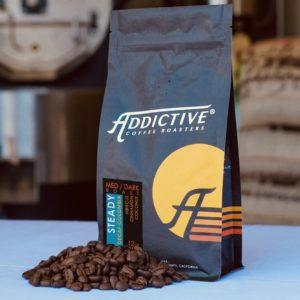 Addictive Coffee • Steady Decaf Ground