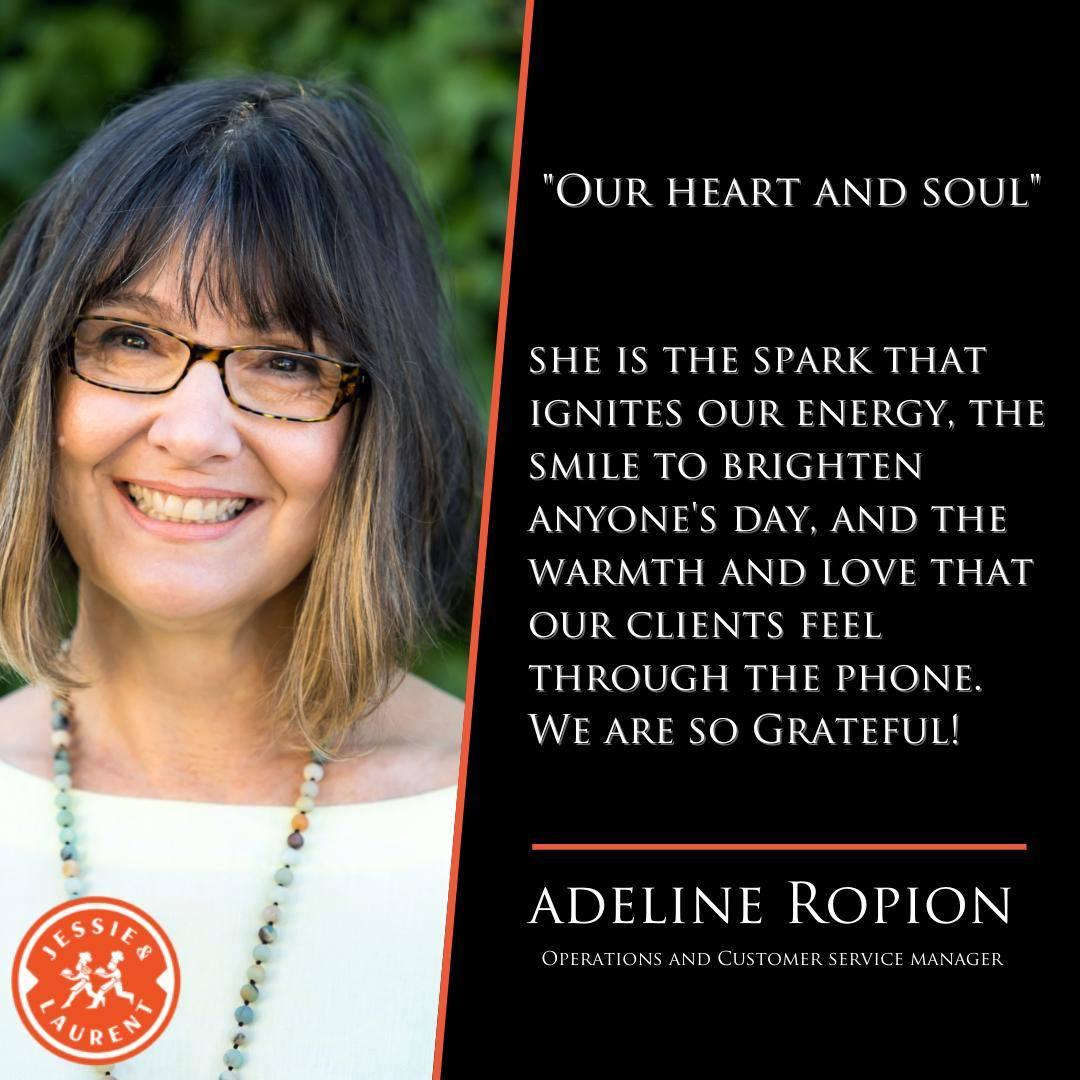 Employee Spotlight: Adeline Ropion
