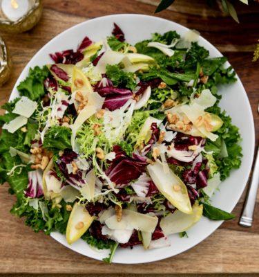 Winter Chicory Salad