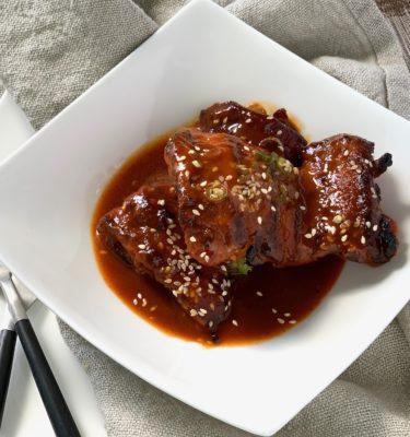 "Korean BBQ Chicken - aka ""The Sauce"""