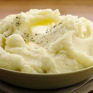 Heavenly Whipped Potatoes