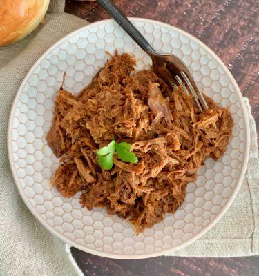 Barbeque Pulled Pork