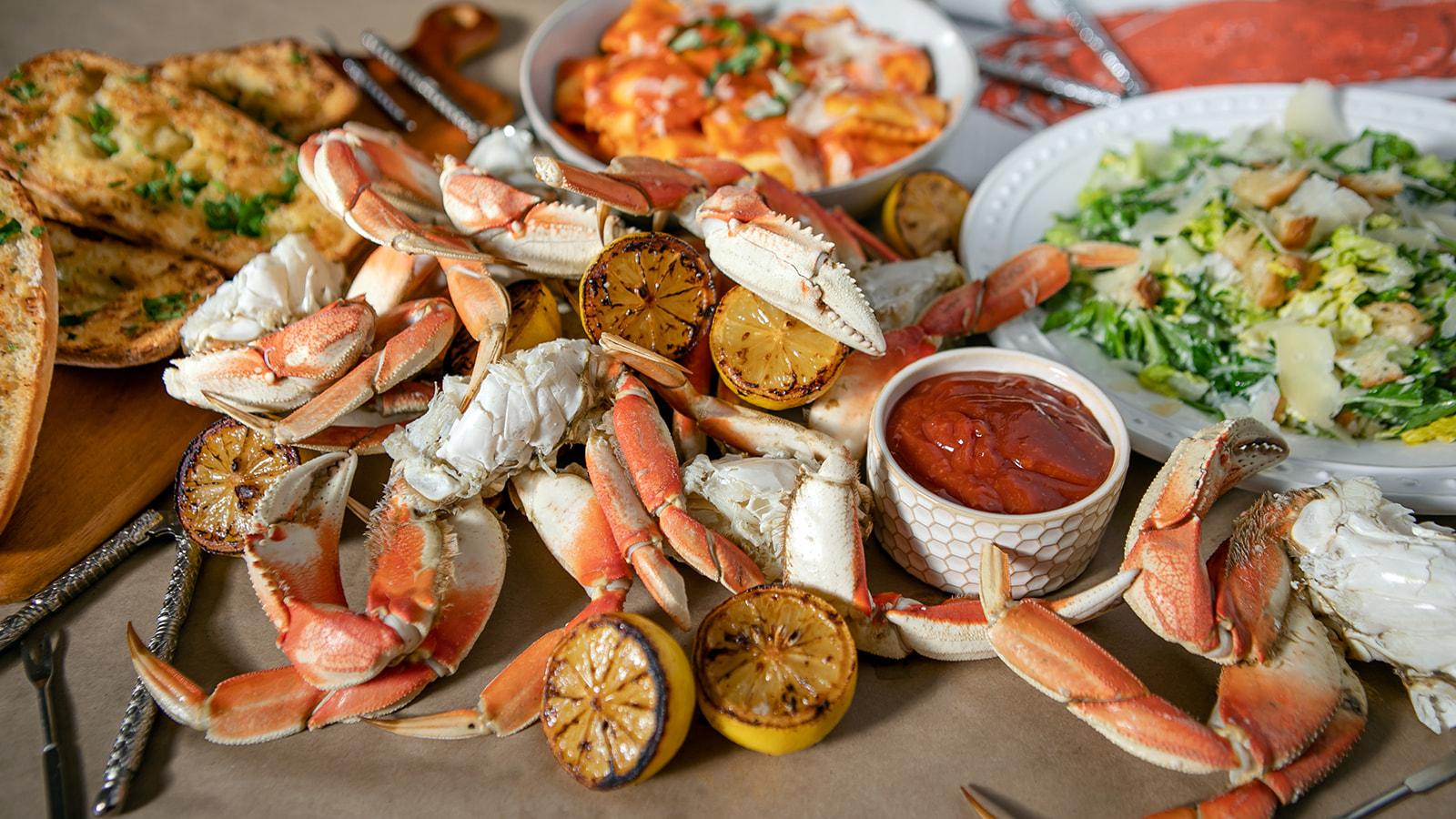 Crab Feed Feast