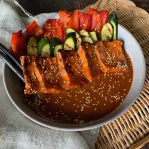 "Korean BBQ Vegetables - aka ""The Sauce"""