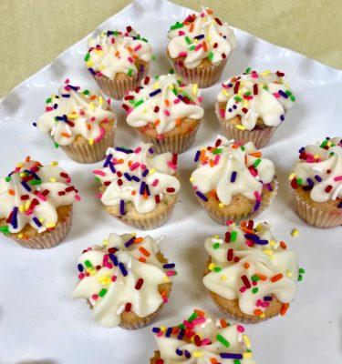 Fiesta Mini Cupcakes