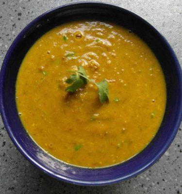 Indian Vegetarian Mulligatawny Soup