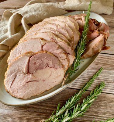 Carved Off The Bone Diestel Turkey with Velvet Gravy